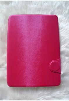 iPad MINI iShow Metallic cover case - Pink