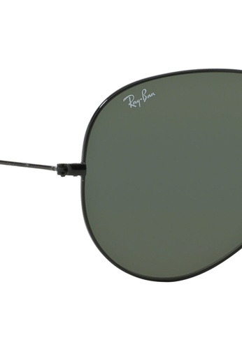 b75be2af41821 Buy Ray-Ban Aviator Large Metal II RB3026 Sunglasses Online on ZALORA  Singapore
