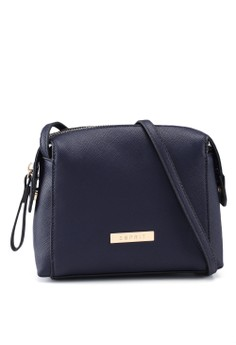 ESPRIT navy Mini Sling Bag C6956ACD882D43GS 1 b6c6273923