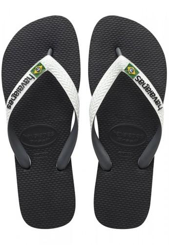 Havaianas black Brasil Mix Fc 0133 E7BBBSH7227293GS_1