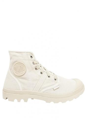 Palladium Boots grey Pallabrouse Men's Boots 90154SH728E8FEGS_1