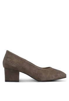 Image of Mara Suede Pumps