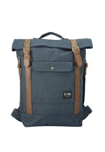 G.ride navy Balthazar Backpack C2188AC883B4E7GS_1