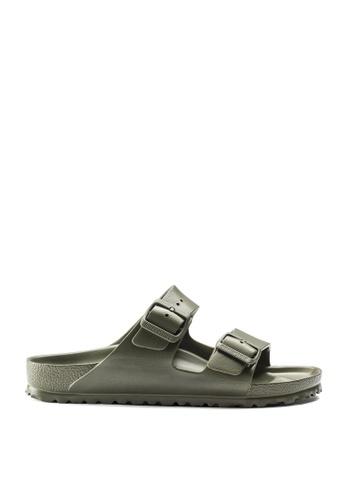Birkenstock 綠色 Arizona EVA Sandals 49FE0SHB558C9BGS_1