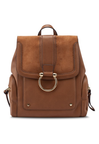 39cab2a0bd6 ALDO brown Ulrey Backpack 80530ACFE10521GS 1. CLICK TO ZOOM
