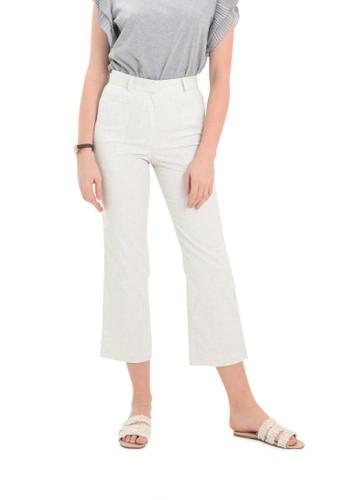 Elizabeth Clothing white Elizabeth Dhira Pants FD0BEAAFEEF924GS_1