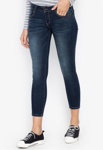 Balaynor blue Skinny Denim Jeans 76BAEAA14A70AFGS_1