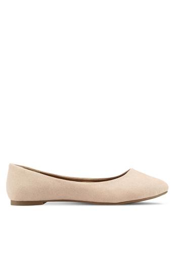 Rubi pink Britt Ballet Flats 530C3SHBEB6371GS_1