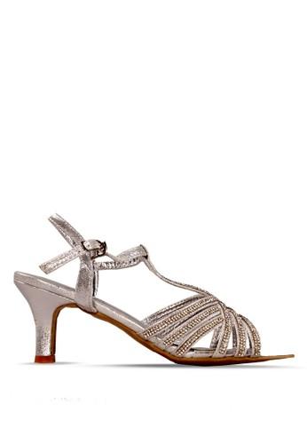 CLARETTE silver Clarette Heels Kailey - SIlver CL076SH52CSXID_1