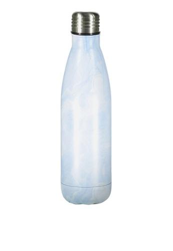 Typo white Metal Drink Bottle F96F9AC7437141GS_1