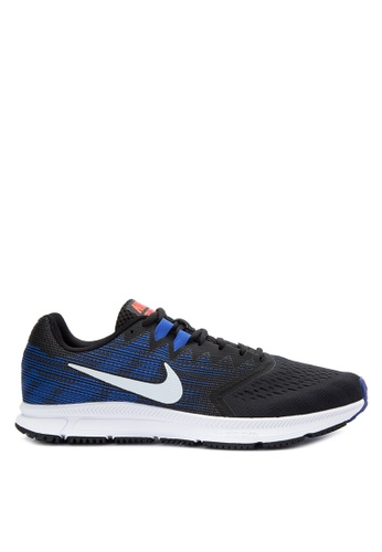 Nike multi Men's Nike Air Zoom Span 2 Running Shoes NI126SH0JNQEPH_1
