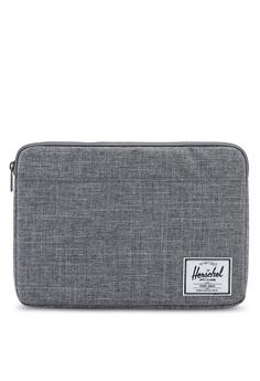 3d21d5c8b9 Herschel grey Anchor Sleeve for 13 inch MacBook Laptop Bag  38C03AC607FB30GS 1