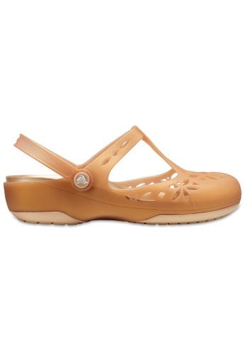 Crocs gold Women's Crocs Isabella Clog DGd A75D4SH2347CEBGS_1
