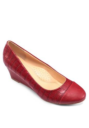 楔形跟淑女鞋, 女鞋salon esprit 香港, 鞋