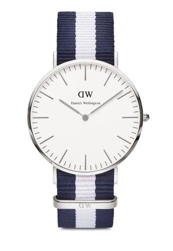 Glasgow 經典尼龍esprit taiwan錶, 錶類, 其它錶帶