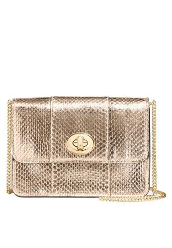Coach beige Bowery Crossbody Bag(cv) 938C4AC7FA59ABGS_1