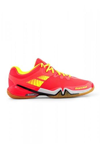 7b49302760b Shop Babolat Shadow Tour Badminton Shoes Online on ZALORA Philippines