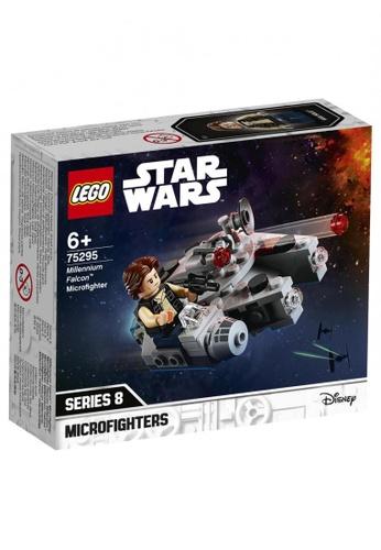 LEGO multi LEGO Star Wars TM 75295 Millennium Falcon™ Microfighter (101 Pieces) 6967ATHF8879D0GS_1