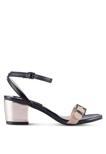 Sunnydaysweety black 2018 New Strap Heel Sandals A0218 1F443SHEF45E66GS_1