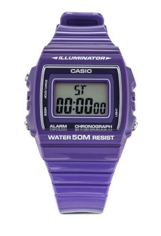 Casio 女性運動電子手錶