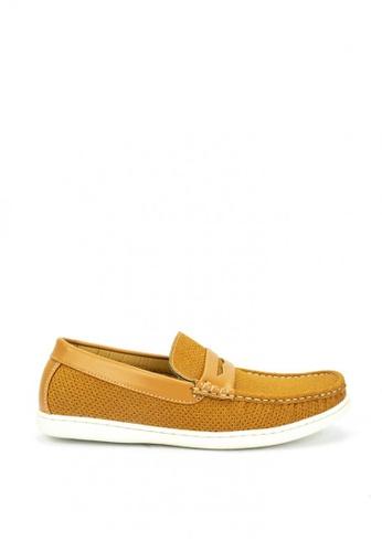 Cardam's Lifestyle brown Ivann Casual Shoes E990ASHF1D3B8EGS_1
