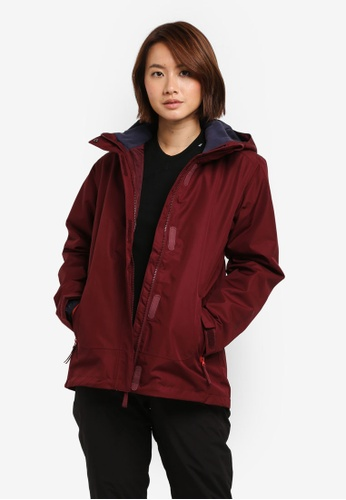 Helly Hansen red HH W SQUAMISH CIS JACKET PORT 35793AA7732CC8GS_1