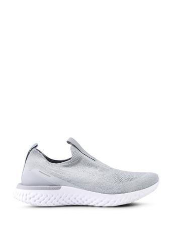 info for f715e 1f3a7 Nike Epic Phantom React Flyknit Running Shoes