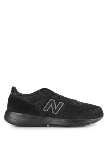 New Balance black 321 Lifestyle Sneakers NE382SH0VMXEID_1