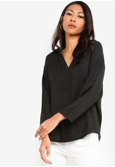 105d55e913d99 Basic Long Sleeves Shirt CE23FAAAEC6218GS 1