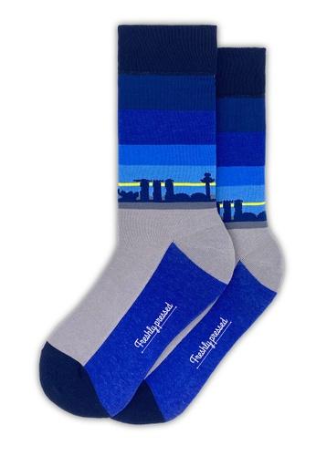 Freshly Pressed Socks multi Freshly Pressed Singapore Skyline AEFC6AA334572AGS_1