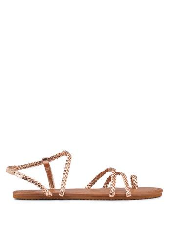 Billabong 多色 Summer Breeze Strappy Sandals DC92ESH002E49DGS_1