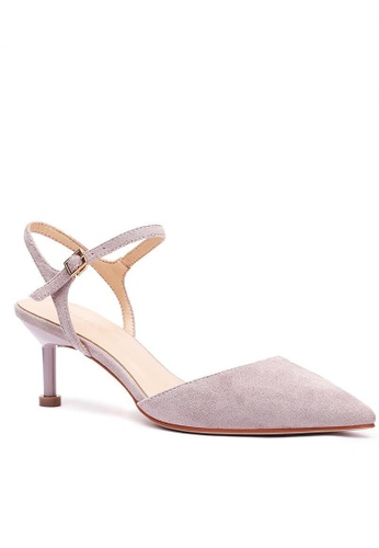 Twenty Eight Shoes Slingback Heel 196-30 71CFASH555A24DGS_1