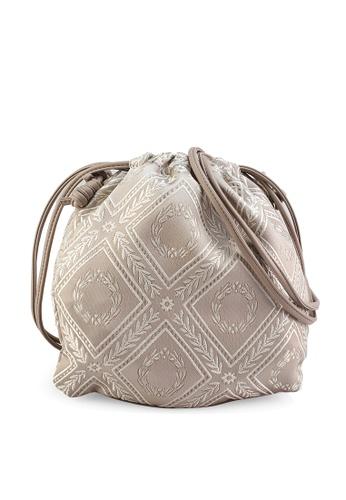 GLOBAL WORK grey Roman Bag 776A8ACFA2BCE7GS_1