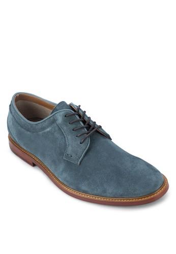 Omeril 麂皮繫帶鞋, 鞋zalora 心得, 船型鞋