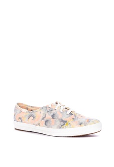 29b6eae46d Keds Champion Tie Dye Floral Print Lace Up Sneakers Php 2