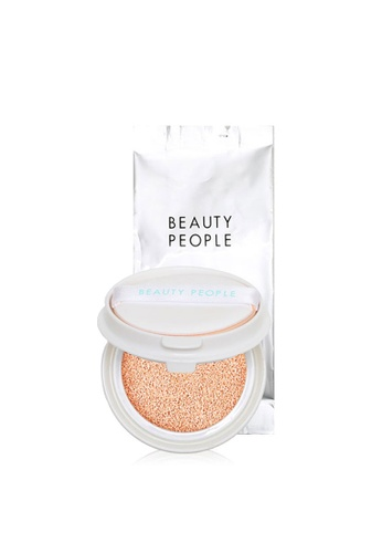 Beauty People beige Absolute cushion REFILL (Natural Beige) BE396BE72VQXMY_1