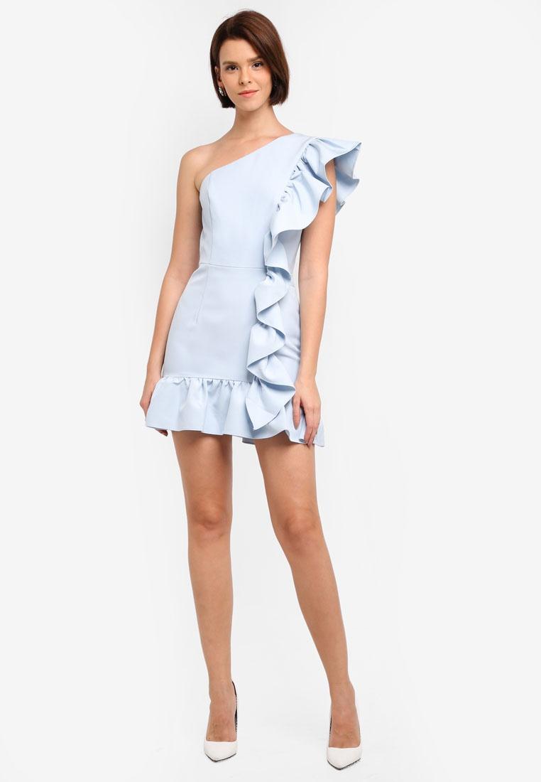 Dress JARLO JARLO LONDON Blue Blue Xanadu Xanadu JARLO LONDON Xanadu Dress Dress HwnITq