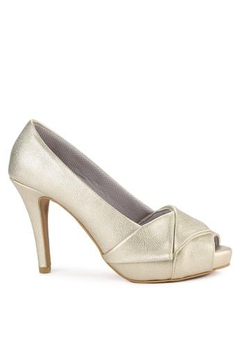 Farish Shoes gold Polino 5660DSH6380335GS_1