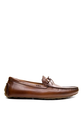 Kenneth Cole New York brown LEROY DRIVER B - Casual Loafer F4B26SHF818E4AGS_1