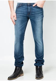 Slim Cont Pocket Ric Denim Pants