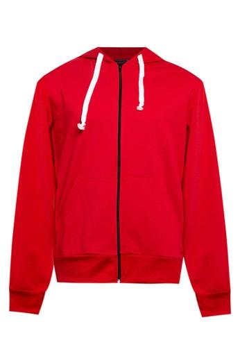 Sport High red Jacket Hodie Hoddie Long Sleeve E5AB2AA63D281CGS_1
