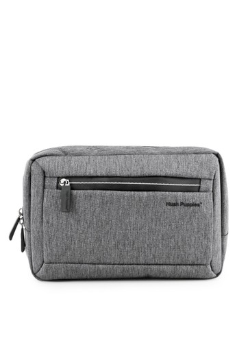 Hush Puppies grey Waist Bag 201 3FA1FAC94C1A26GS_1