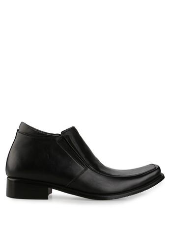 Marelli black Elmo Boot Shoes MA036SH08MJVID_1