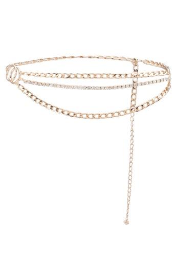 ALDO gold Adrerraswen Chain Belt 31800ACB9B8477GS_1