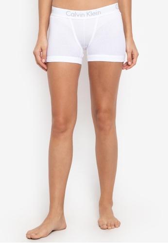 Calvin Klein Underwear grey Fashion Body Boyshort White 60888US58FD032GS_1