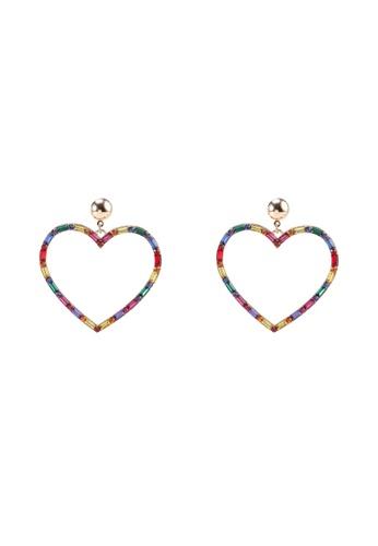 ALDO multi Esra Pierced Earring 19028AC7D60131GS_1