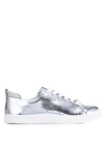 ALDO silver Merane Sneakers AL087SH0RL9XMY_1