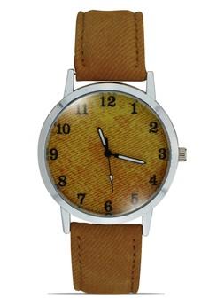Sonsdo Women's Leather Strap Watch 6836