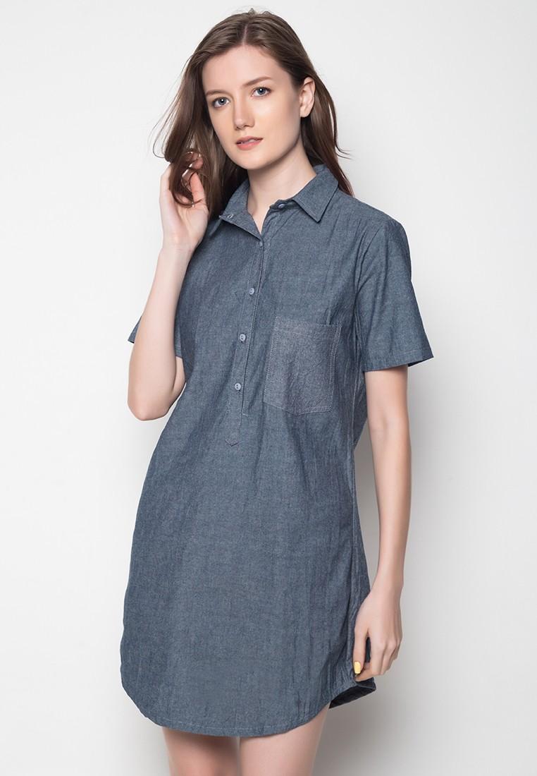 Allesa Shirt Dress