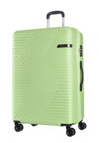 American Tourister green American Tourister Ellen Spinner 79/29 TSA 046EAACB9DD05DGS_1